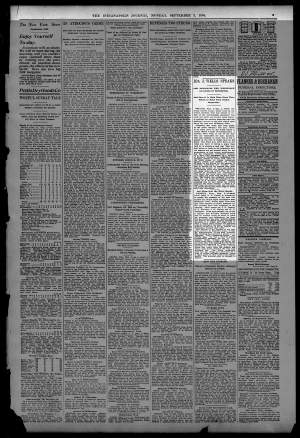 Indianapolis Journal, 9/3/1894