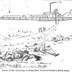 Illustration from Memphis Appeal Avalanche, 3/10/1892